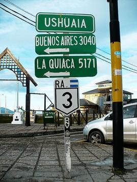 Ushuaia-Quiaca