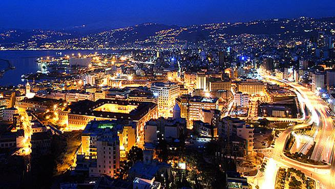 in beirut lebanon: