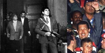 Allende - Chávez