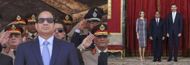 Foto 1: Agencia Reuters. Foto 2: Agencia EFE